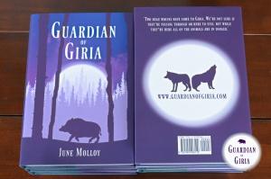 Guardian of Giria Hardbacks | www.guardianofgiria.com