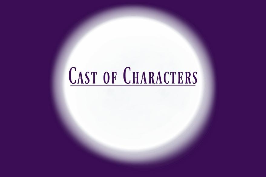 Guardian of Giria Characters | www.guardianofgiria.com