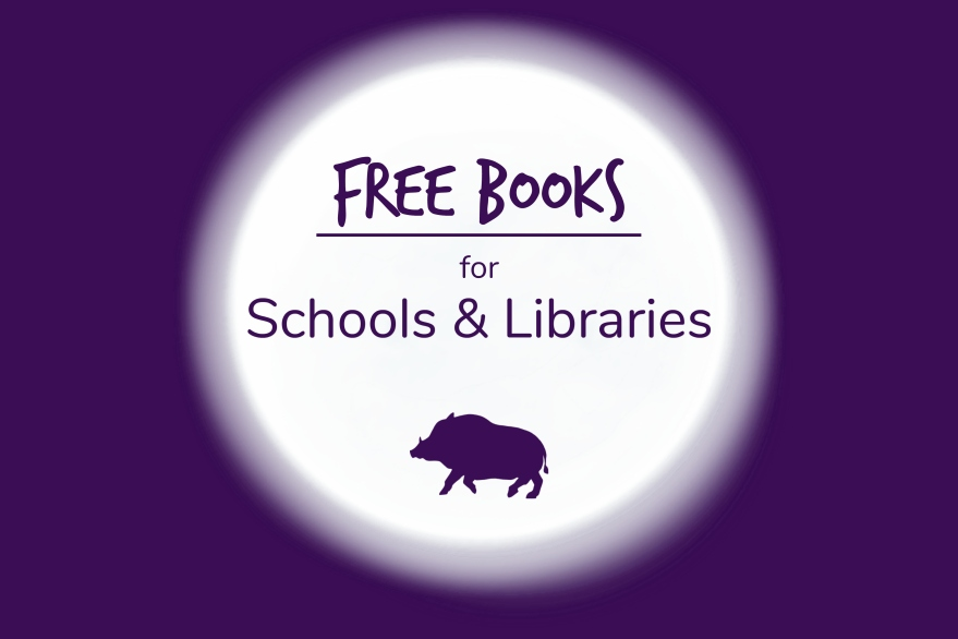 Free Books for Schools & Libraries | www.junemolloy.com