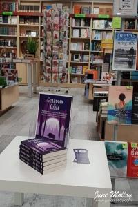 Vaga Bookshop, Taurage   www.junemolloy.com