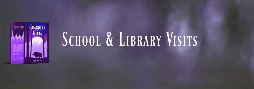 School & Library Visits | www.junemolloy.com