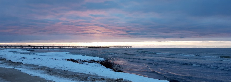 Palanga, Baltic Sea, Lithuania | www.junemolloy.com