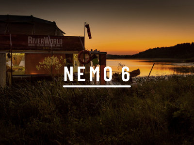 RiverWorld Nemo 6 | www.junemolloy.com