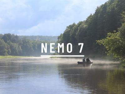 RiverWorld Nemo 7 | www.junemolloy.com